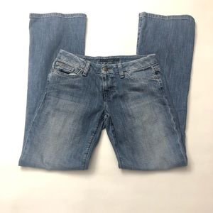 Joes jeans size 28w light wash